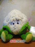 Chloe the Cauliflower, Глория цветная капуста мягкая игрушка Goodness Gang (3 коллекция)