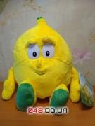 Lizzie the Lemon Лиззи Лимончик мягкая игрушка Goodness Gang (3 коллекция)