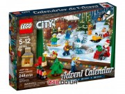 LEGO City Новогодний адвент календарь на 2018 год (60155)