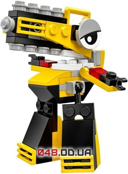 LEGO Mixels Вуззо серия 6 клан Велдос (41547)