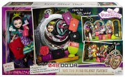 Игровой набор Ever after high Школа Рейвен Квин из серии Дорога в Страну Чудес (Way Too Wonderland High and Raven Queen Playset)
