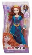 Кукла Disney Princess Мерида Цветные волосы, серии Отважная