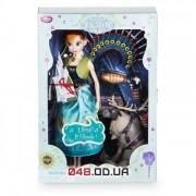 Поющая кукла Анна Холодное торжество (Anna singing doll set Frozen Fever), 30 см.