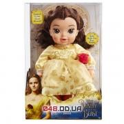 Кукла малышка Дисней Бель с розой, 30 см