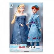 Игровой набор куклы Эльза и Анна