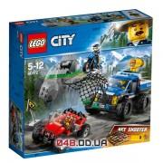 LEGO City Погоня на грунтовій дорозі (60172)
