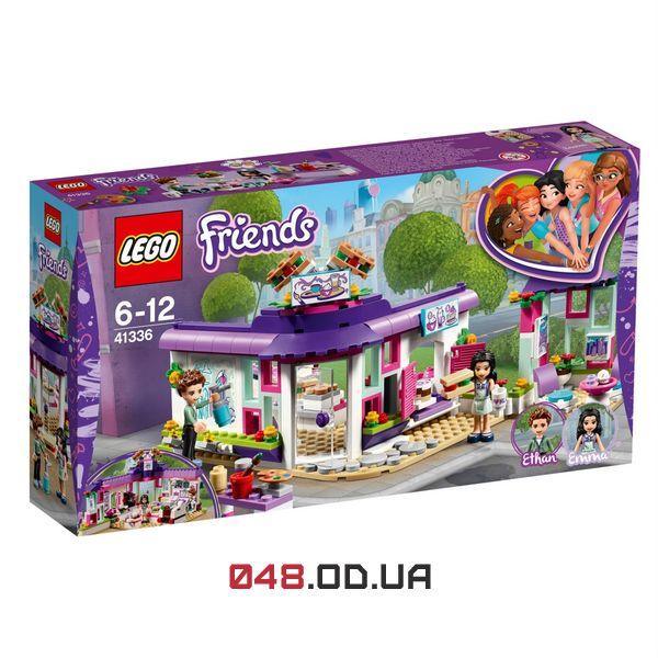 LEGO Friends Арт-кафе Емми (41336)