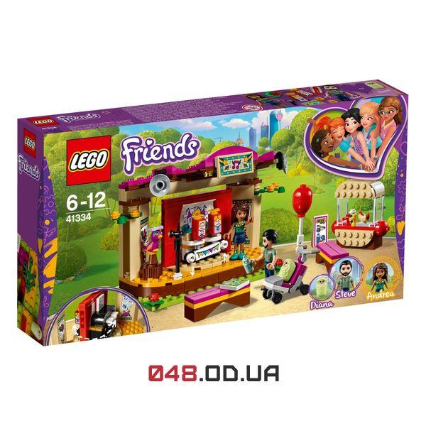 LEGO Friends Выступление в парке Андреа (41334)