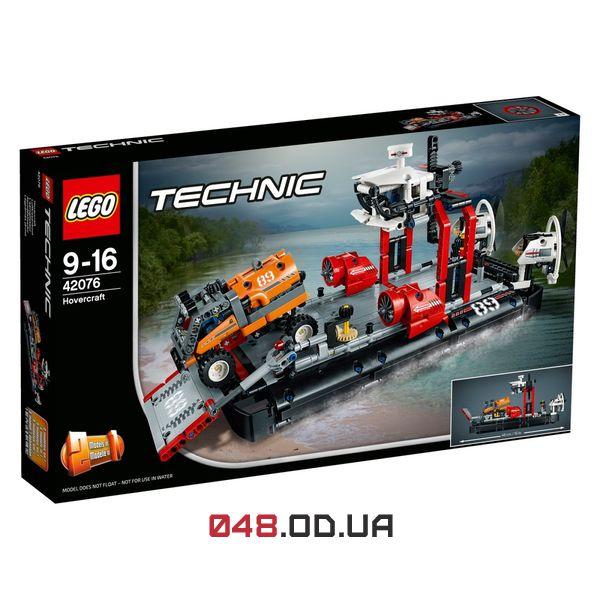LEGO Technic Апарат на повітряній подушці (42076)