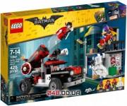 THE LEGO BATMAN MOVIE Тяжёлая артиллерия Харли Квинн (70921)