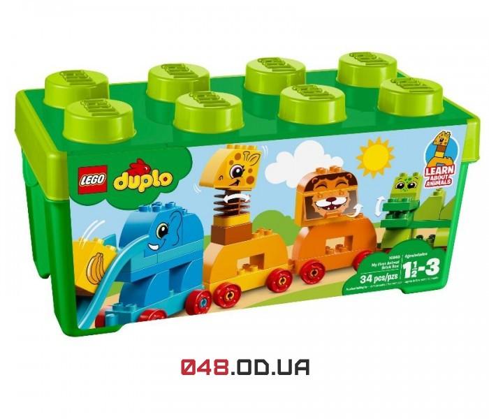 LEGO DUPLO Коробка с кубиками