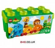 LEGO DUPLO Коробка с кубиками (10863)