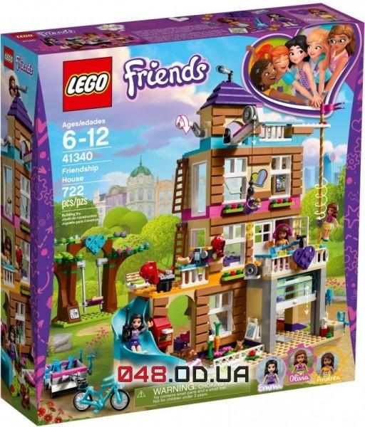 LEGO Friends Дом дружбы (41340)