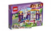 LEGO Friends Спортивный центр Хартлейка (41312)