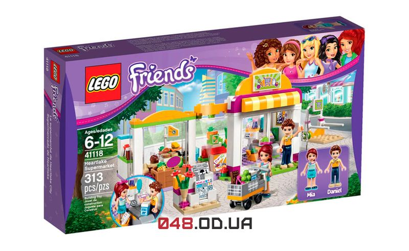 LEGO Friends Супермаркет (41118)