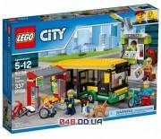 LEGO City Автобусная остановка (60154)