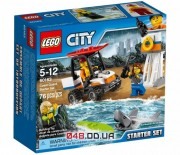 LEGO City Набор для начинающих «Береговая охрана» (60163)