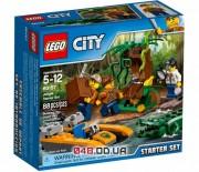 LEGO City Джунгли: Набор для начинающих (60157)