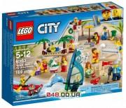LEGO City Отдых на пляже - жители (60153)