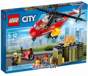 LEGO City Пожарная команда быстрого реагирования (60108)