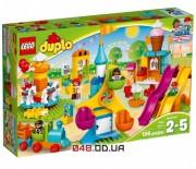 LEGO DUPLO Большой парк аттракционов (10840)