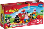 LEGO DUPLO Микки и Минни: парад на День Рождения (10597)