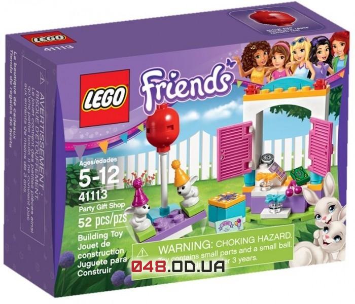 LEGO Friends День рождения: магазин подарков (41113)