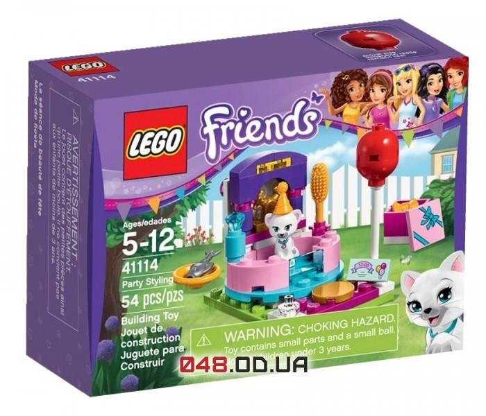 LEGO Friends День рождения: салон красоты (41114)