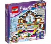 LEGO Friends Горнолыжный курорт: каток (41322)