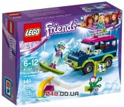 LEGO Friends Горнолыжный курорт: внедорожник (41321)