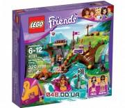 LEGO Friends Спортивный лагерь: сплав по реке (41121)