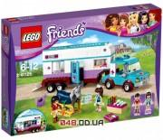 LEGO Friends Ветеринарная машина для лошадок (41125)