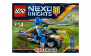 LEGO NEXO KNIGHTS Королевский мотоцикл (30371)