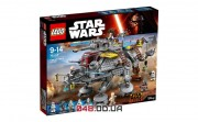 LEGO Star Wars AT-TE Капитана Рекса (75157)