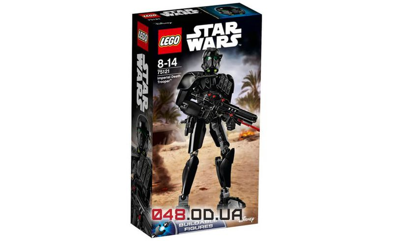 LEGO Star Wars Мёртвый Трупер (75121)