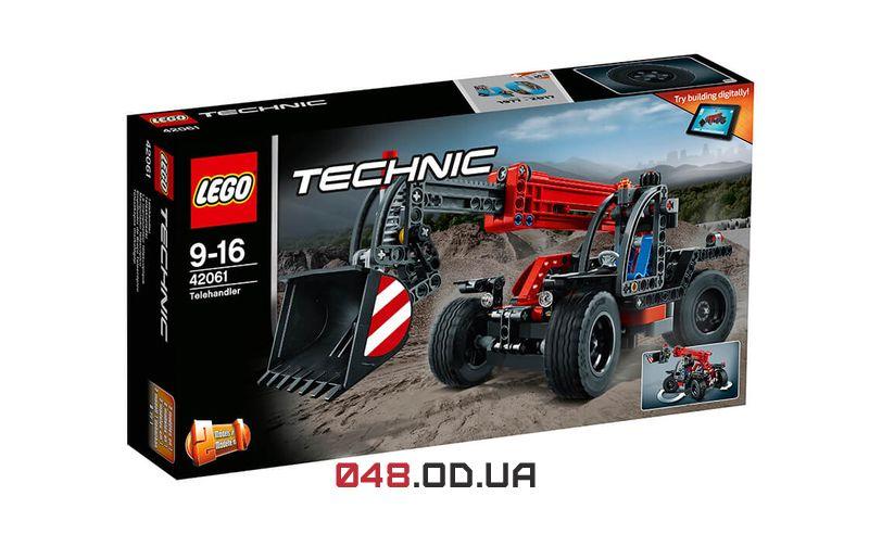 LEGO Technic Телескопический погрузчик (42061)