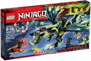 LEGO NINJAGO - Атака дракона Моро (70736)