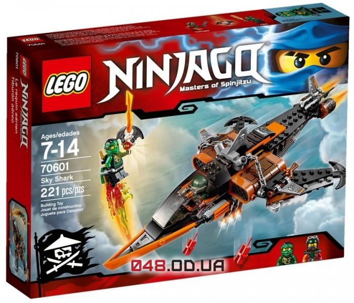LEGO NINJAGO Небесная акула (70601)