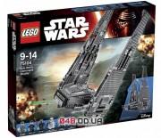 LEGO Star Wars Командный шаттл Кайло Рена (75104)