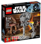 LEGO Star Wars  Разведывательный транспортный шагоход AT-ST (75153)