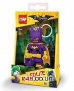 THE LEGO BATMAN MOVIE БэтгёрлБрелок-фонарик (LGL-KE104)