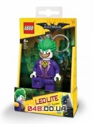 THE LEGO BATMAN MOVIEБрелок-фонарик Джокер (LGL-KE106)