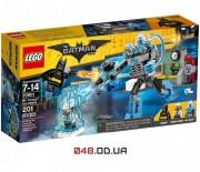 THE LEGO BATMAN MOVIE Ледяная aтака Мистера Фриза (70901)
