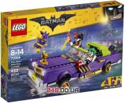 THE LEGO BATMAN MOVIE Лоурайдер Джокера (70906)
