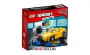 LEGO Juniors Гоночный тренажёр Крус Рамирес (10731)