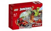 LEGO Juniors Схватка со змеями (10722)