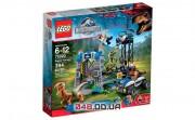 LEGO Jurassic World Заточение раптора (75920)