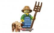LEGO Minifigures Фермер (71011-1)