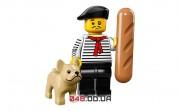 LEGO Minifigures Искусствовед (71018-9)