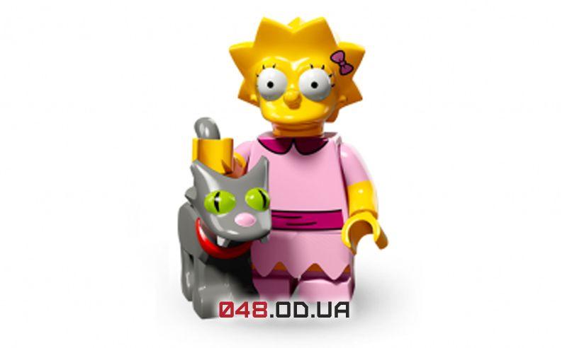 LEGO Minifigures Лиза и Снежинка II (71009_3)